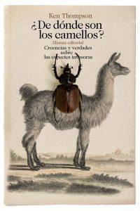 Portada del libro ¿De dónde son los camellos?