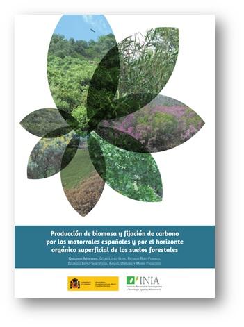 Los matorrales: producción de biomasa y fijación de carbono